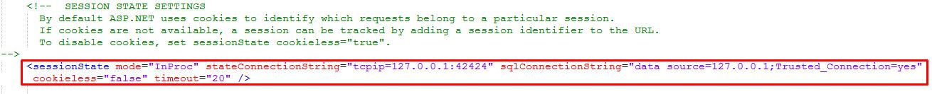 RM - Frame - Como armazenar a sessão do Portal RM no Banco de dados